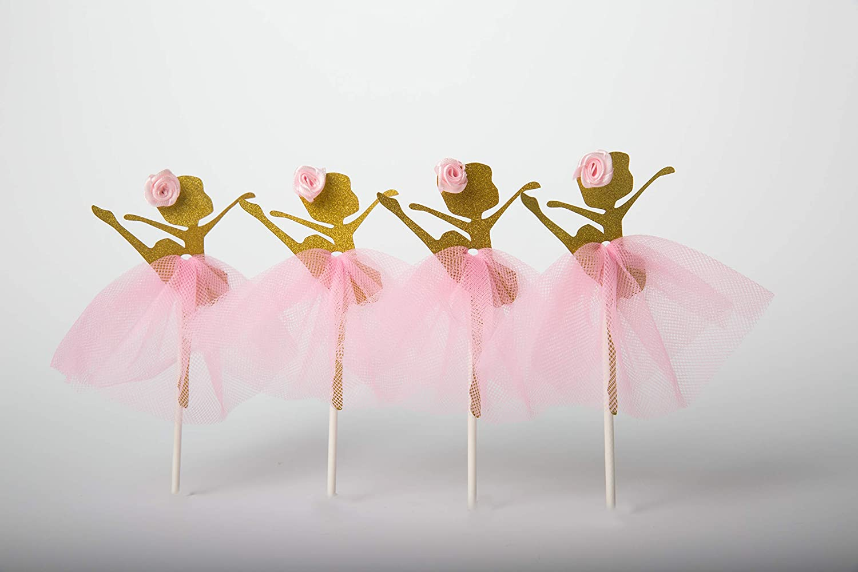 Amazon.com: laslu Cute Bailarín de ballet clásico niñas Hada ...