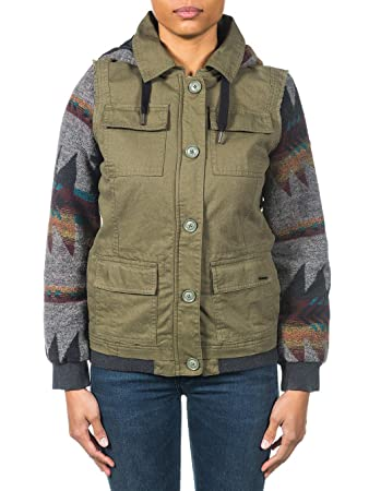 e7546459ab029 Jacket Women Rip Curl Loa Jacket: Amazon.co.uk: Clothing