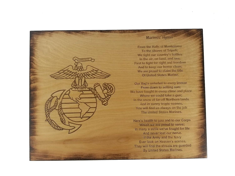 Amazon.com: Marine Corps Hymn 8.5\