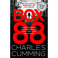 BOX 88: From the Top 10 Sunday Times best selling author comes a new spy action crime thriller (BOX 88, Book 1)