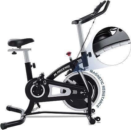 MaxKare - Correa de transmisión para bicicleta con soporte ...