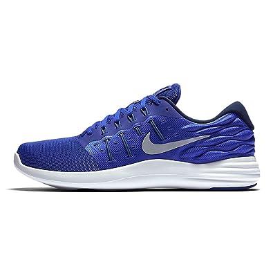 Nike Men Lunarstelos Running Shoe Paramount Blue