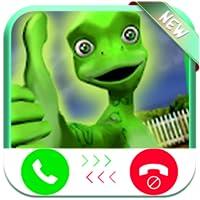 Scary Green Grandpa Alien Calling You - Free Fake Phone Caller ID PRO - PRANK FOR KIDS 2018