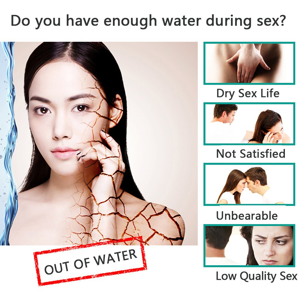 Not enought water in sex