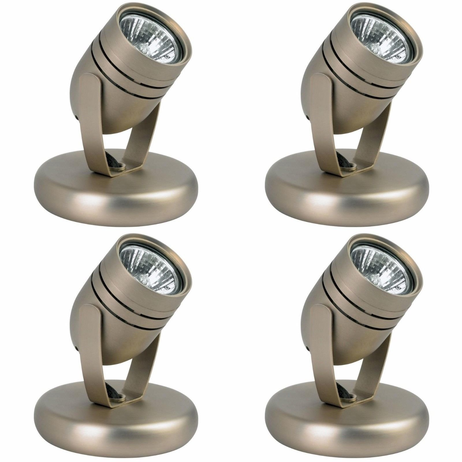 Slot Back Wall Uplight Light - Brushed Steel Nickel Finish - 5.12''h x 4.33''w -Model 585 880