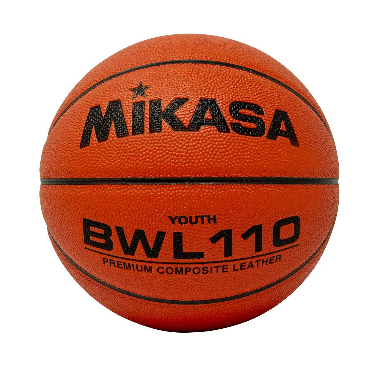 Mikasa BWL110 - Balón de Baloncesto, Color Naranja, tamaño ...