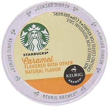 Starbucks Caramel Flavored Single-Serving K-Cup