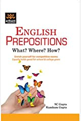 English Prepositions What?Where?How? Paperback