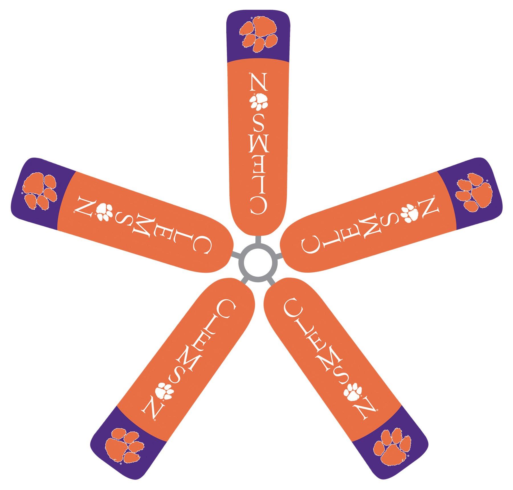 Fan Blade Designs Clemson Ceiling Fan Blade Covers