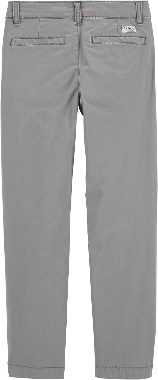 OshKosh Boys Slim Stretch Twill Pant Casual Pants