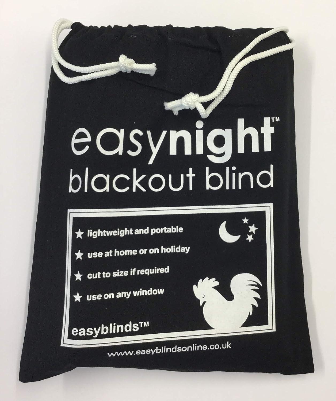 easynight portable travel blackout blind new improved (Extra Large) easyblinds EN MK2