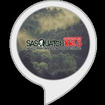 Sasquatch 106.5