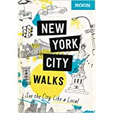 Moon New York City Walks: See the City Like a Local (Travel Guide)