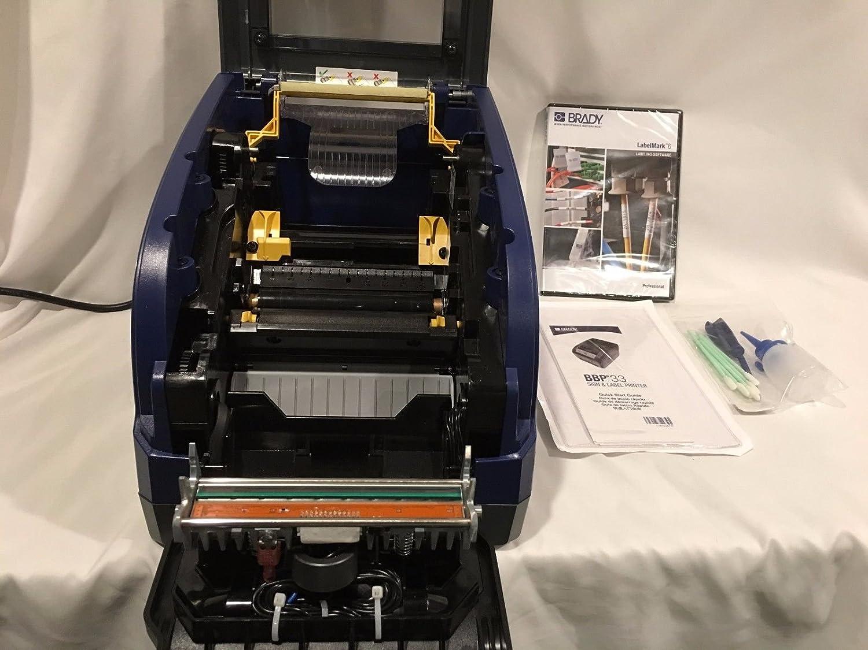 Amazon.com: BBP33 Label Printer with Auto Cutter and LabelMark Software (BBP33): Industrial & Scientific