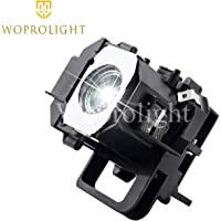 Woprolight ELPLP49 Lamp Bulb for Epson HC8350 / PowerLite Home Cinema 8350