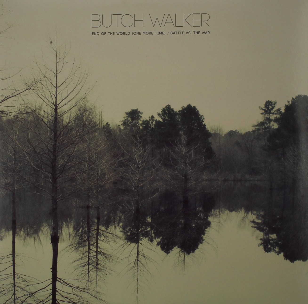 Butch Walker - End Of The World (One More Time)/Battle Vs. The War -  Amazon.com Music