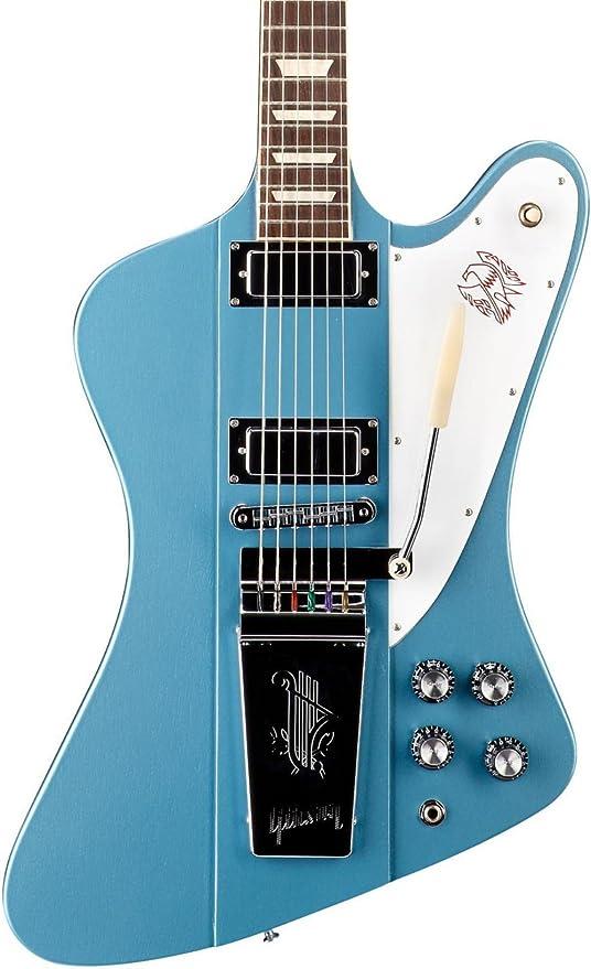 Gibson 2016 edición limitada Firebird Lyre cola Vibrola guitarra ...