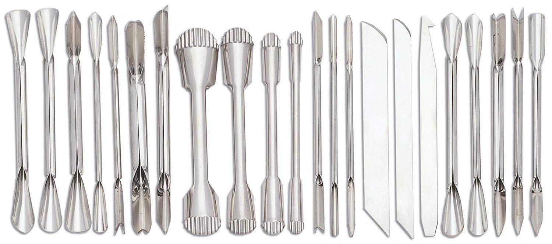 JB Prince Set Of 23 Vegetable Carving Tools