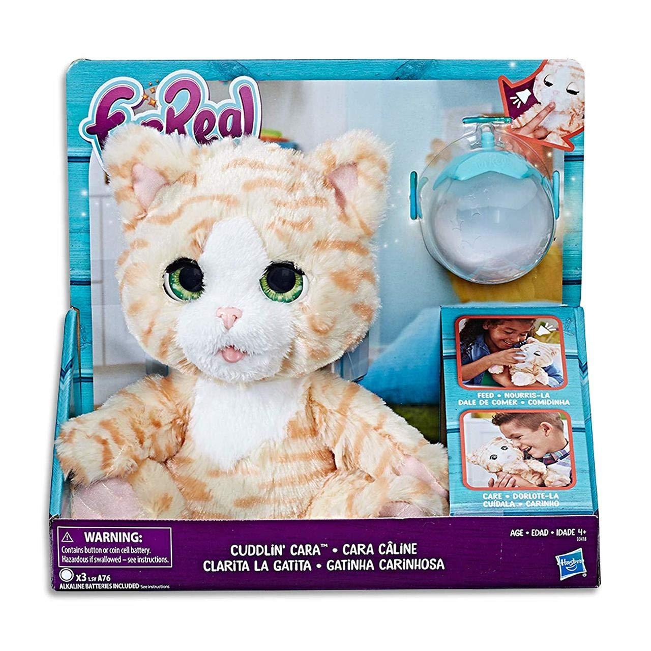 FurReal Cuddlin 'Way B071JPJV29