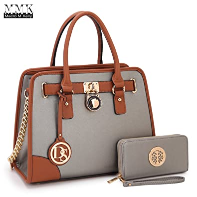 MMK Collection Fashion Classic Packlock Handbag for Lady(6892 6487)  Signature fashion Designer 22e36e164f355