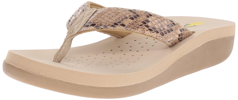 Volatile Women's Sango Sandal B015TI9SVO 9 B(M) US|Natural