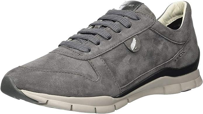 Geox D Sukie A, Zapatillas para Mujer: Amazon.es: Zapatos y ...