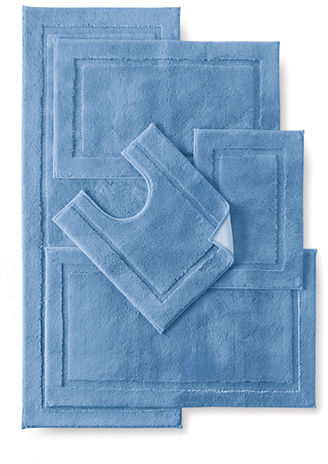 Supima Non-skid Rugs from Lands' End