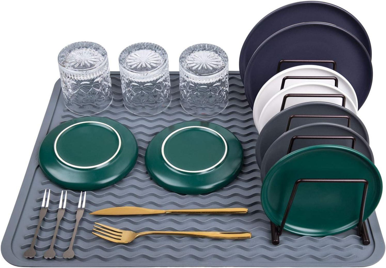 XL Silicone Dish Drying Mat Large - 20