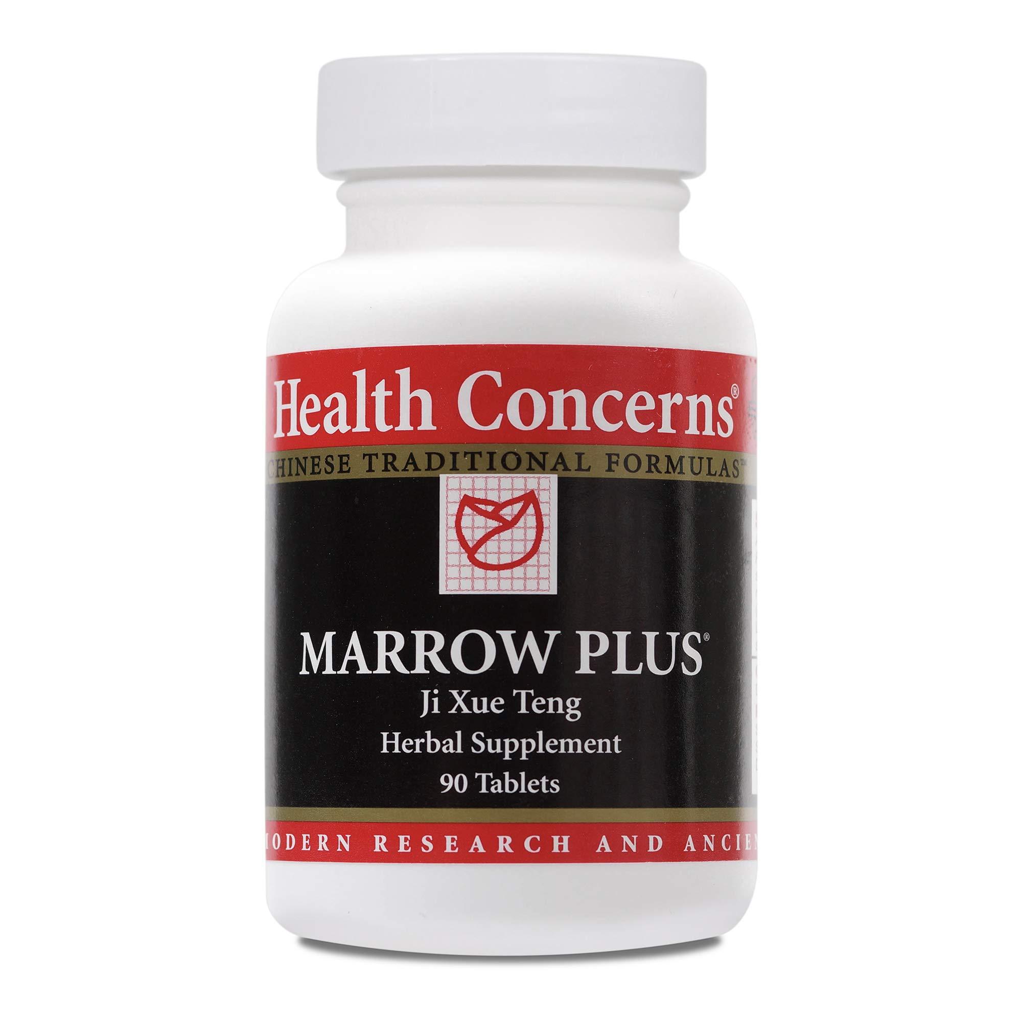 Health Concerns - Marrow Plus - Ji Xue Teng Herbal Supplement - 90 Tablets