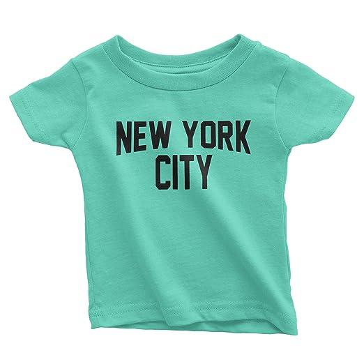 ec508d474 Amazon.com  NYC FACTORY New York City Toddler T-Shirt Screenprinted ...