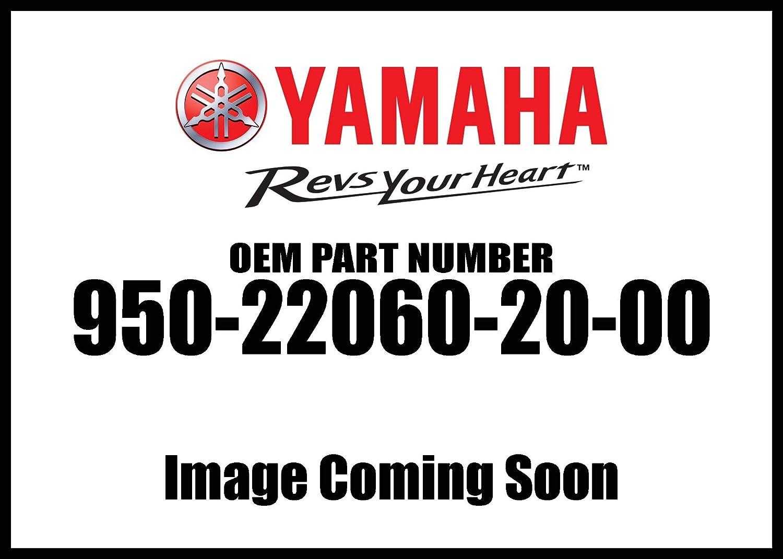 Yamaha 95022-06020-00 Bolt Flange; 950220602000 Made by Yamaha