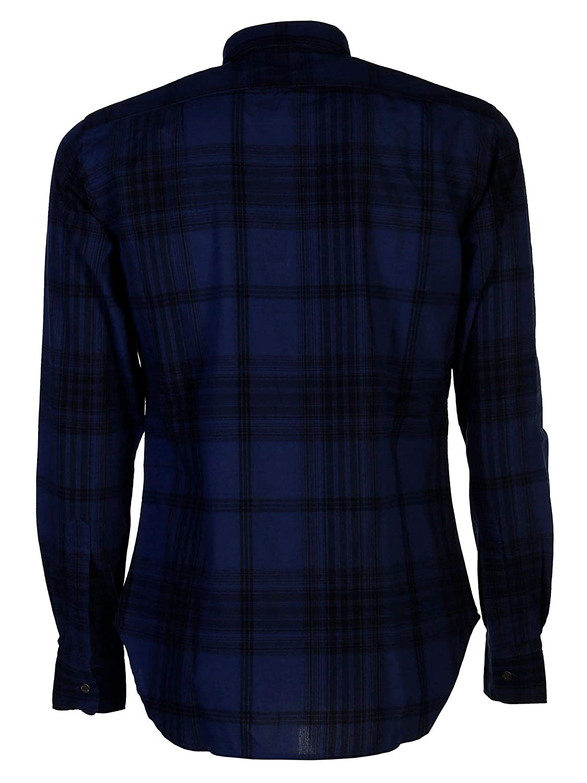 Spring Summer 19 Aspesi Luxury Fashion Mens CC02G29140039 Blue Shirt