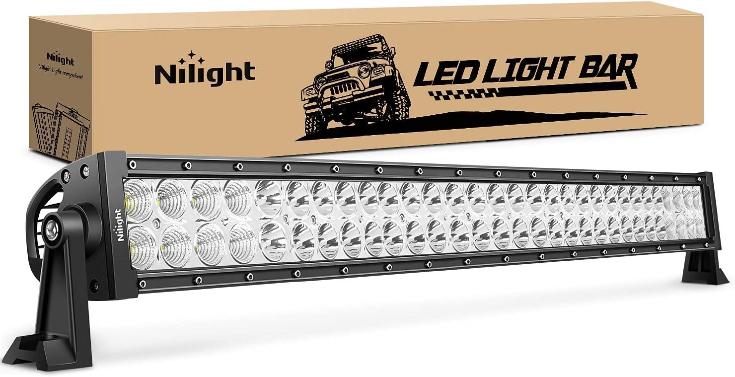 Nilight 32英寸聚光灯/洪水组合灯