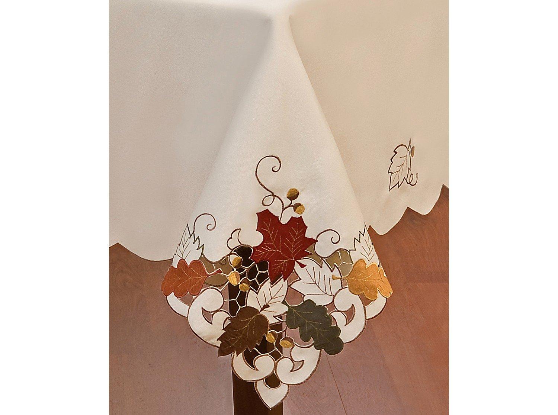 Amazon.com: Sam Hedaya Table Linens, Sterling Forest 70