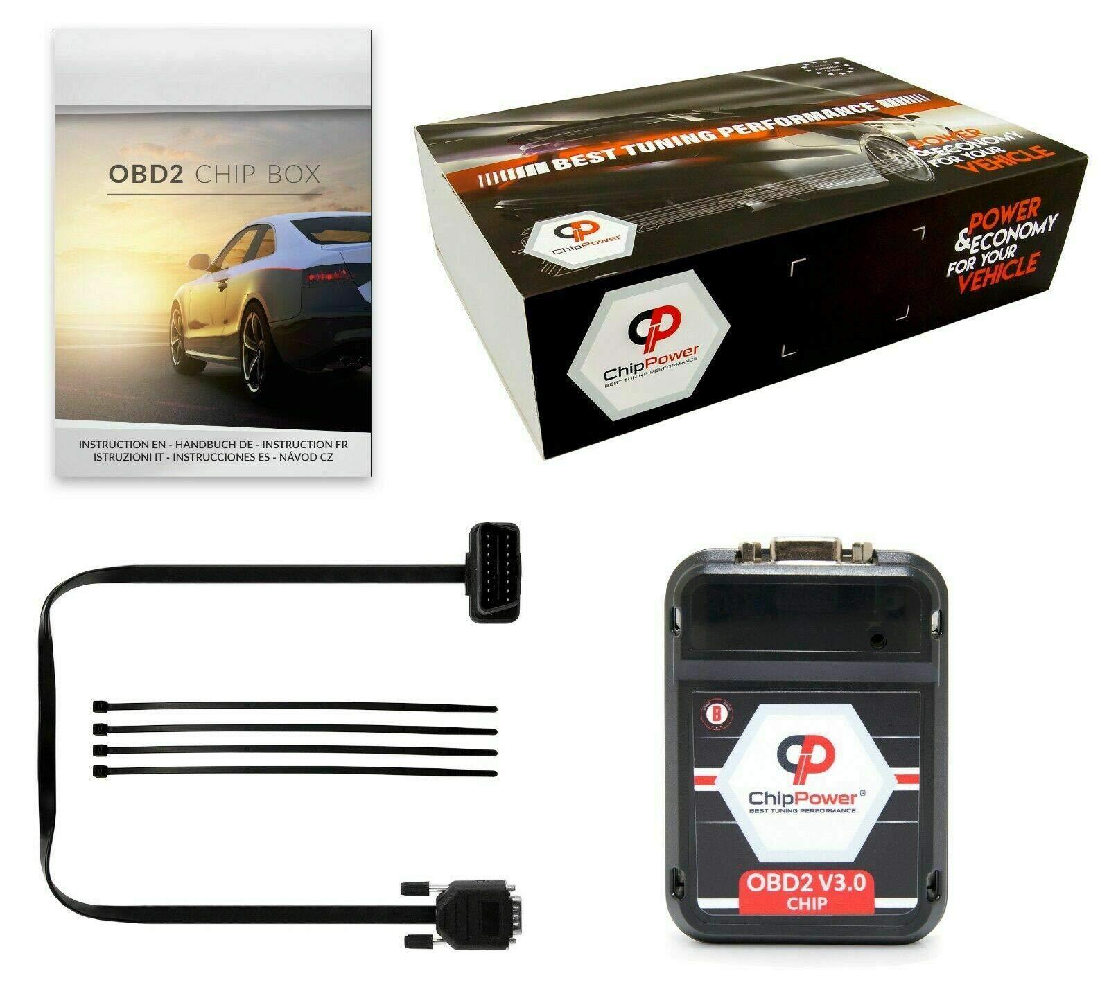 Chip Box Tuning OBD2 v3 for Z4 2.0i 150HP E85 Power Box Performance Petrol