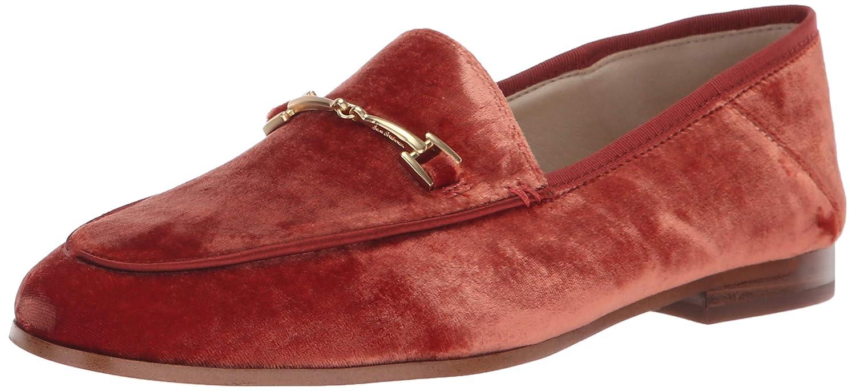 Paprika Velvet Sam Edelman Women's Loriane Loafer Flats