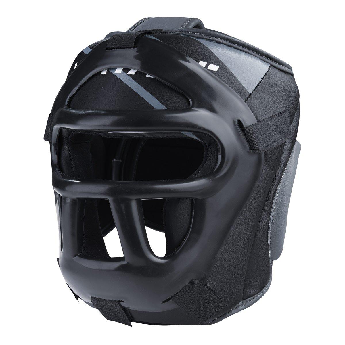 Vantage–Protector de Cabeza para Hombre, Color Negro, Talla única VAO4R #Vantage VAHG019-S