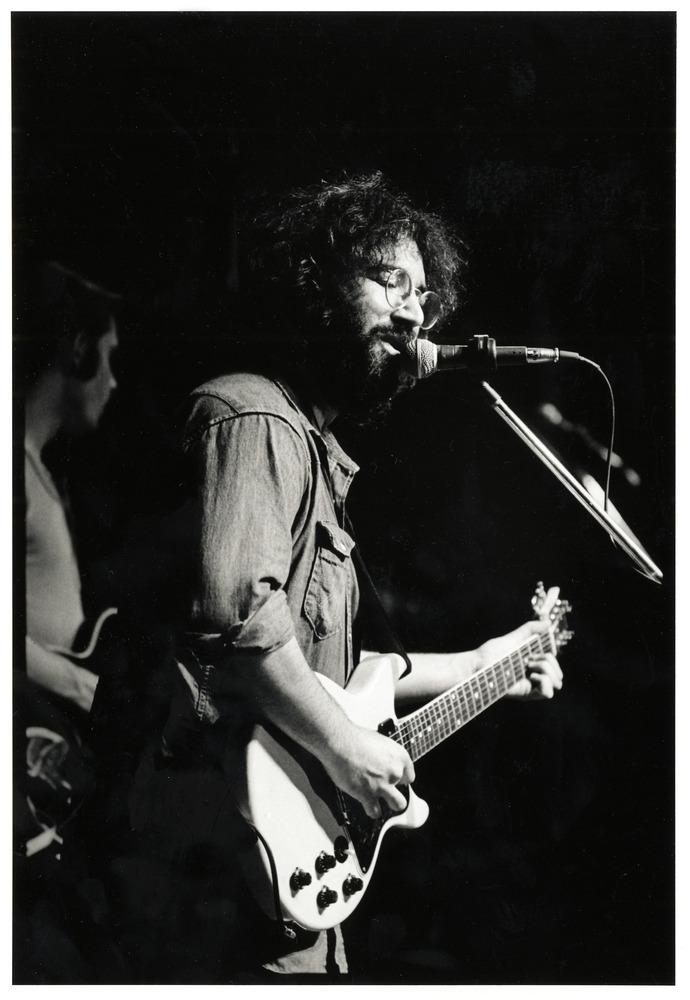 Jerry Garcia On Amazon Music