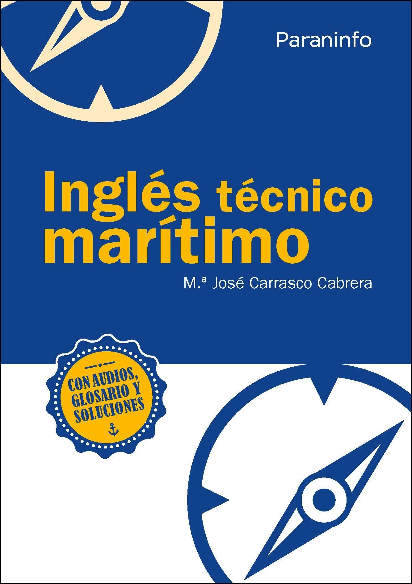 Inglés técnico marítimo: Amazon.es: Mª JOSÉ CARRASCO CABRERA ...