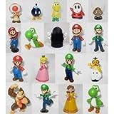 Super Mario Brothers: 2' Mini Figures Set of 18