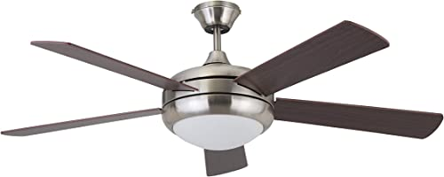Amazon Brand Stone Beam Remote-Controlled 5-Blade Ceiling Fan