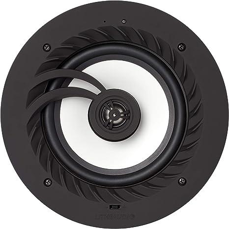 Echo Dot - Altavoz de Techo Compatible con IP44 para baño con Bluetooth – Lithe Audio (Altavoz Individual (máster)