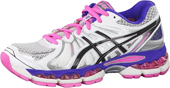 ASICS GEL-NIMBUS 15 Womens Zapatillas Para Correr - 43.5: Amazon ...