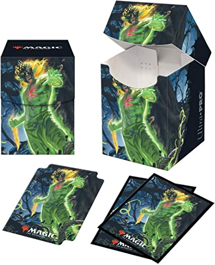 The Gathering Ultra Pro Zendikar V5 Standard Deck Protector sleeves 100ct for Magic