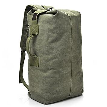 Amazon.com: Marvin Cook para hombre militar lona mochilas ...