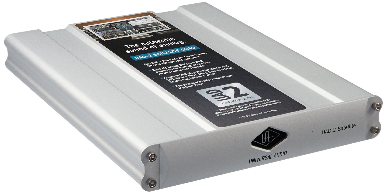 Universal Audio UAD-2 Satellite Quad-Core FireWire DSP Accelerator by Universal Audio