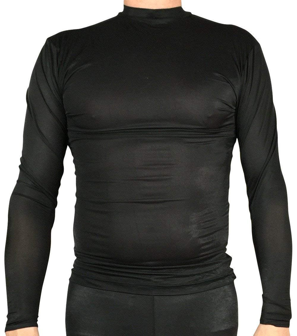 RYNOSKIN: Mosquito & Tick Protection. Bug + Insect Prevention for Hunting, Fishing, Camping & Outdoors - Shirt, Black, 3X-Large