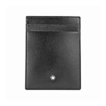 amazoncom montblanc meisterstck pocket 4cc with id card holder 2665 mont blanc office products - Mont Blanc Card Holder