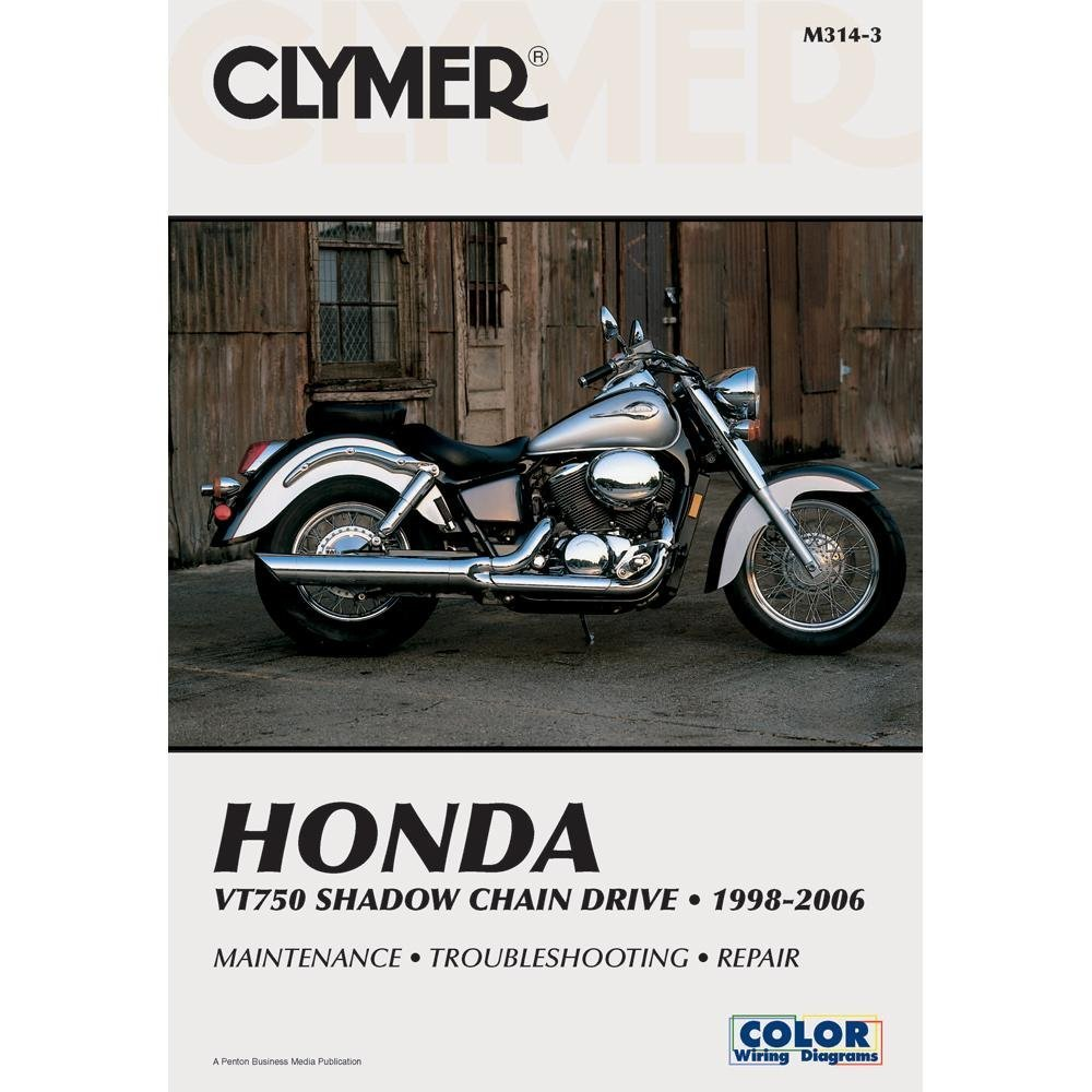 Clymer Repair Manual for Honda VT750 VT-750 98-06: Amazon.in: Car &  Motorbike