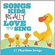 Songs Kids...17 Playtime Songs